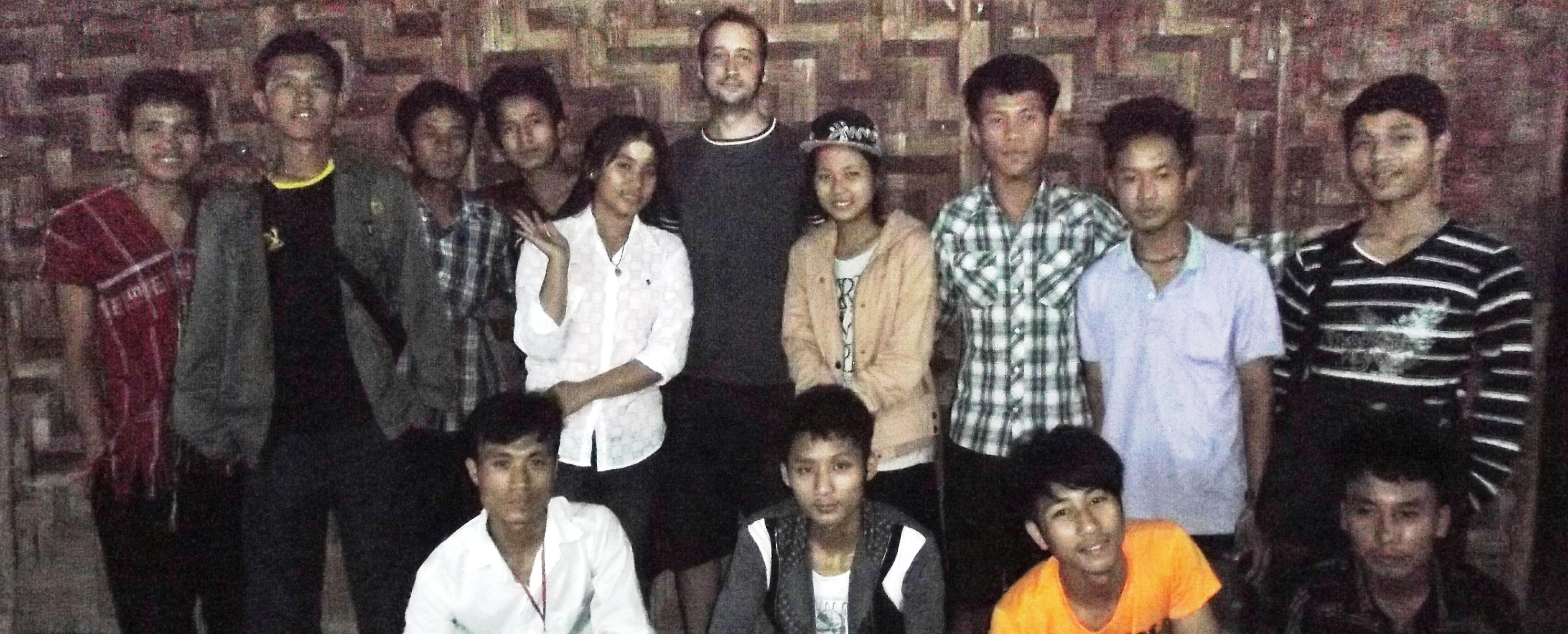 Apprendre à coder en birmanie